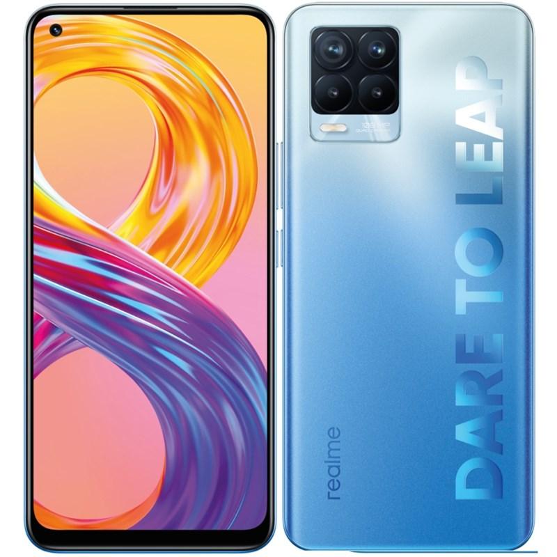 Mobilní telefon realme 8 Pro 8/128 GB - Infinite Blue