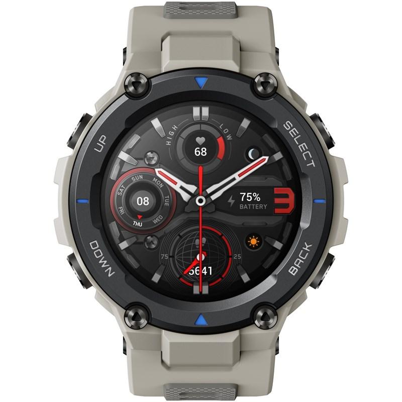 Chytré hodinky Amazfit T-Rex Pro - šedé