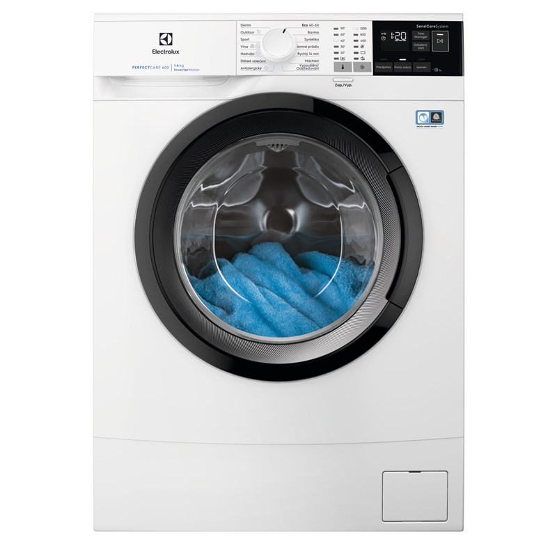 Pračka Electrolux PerfectCare 600 EW6S406BCI