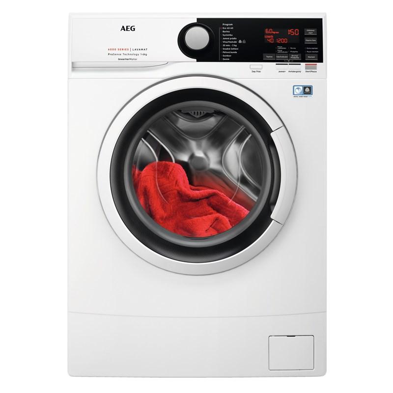 Pračka AEG ProSense™ L6SEU26IWC