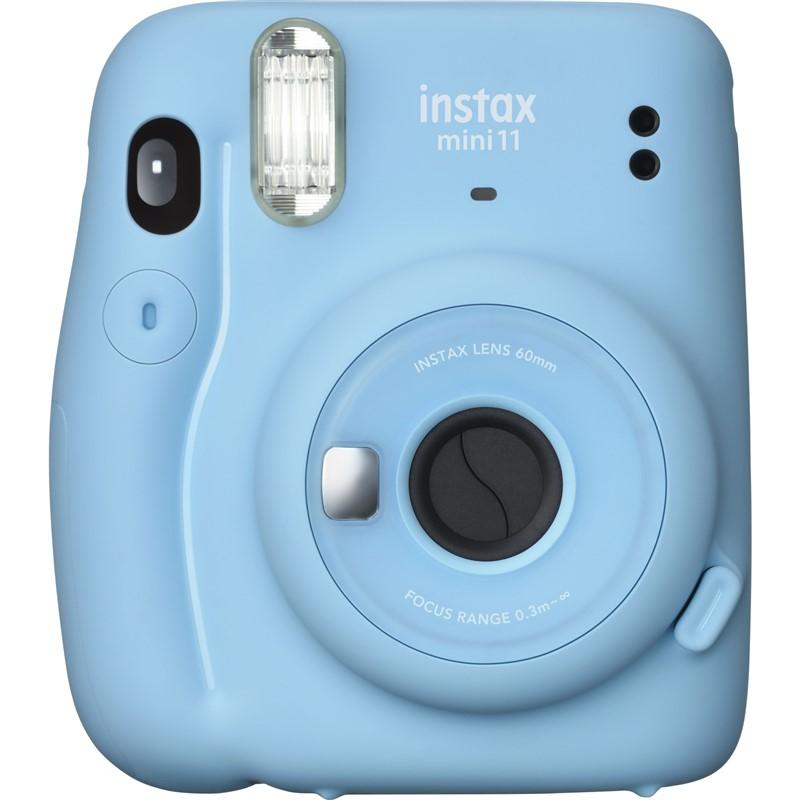 Fotoaparát Fujifilm Instax mini 11 modrý