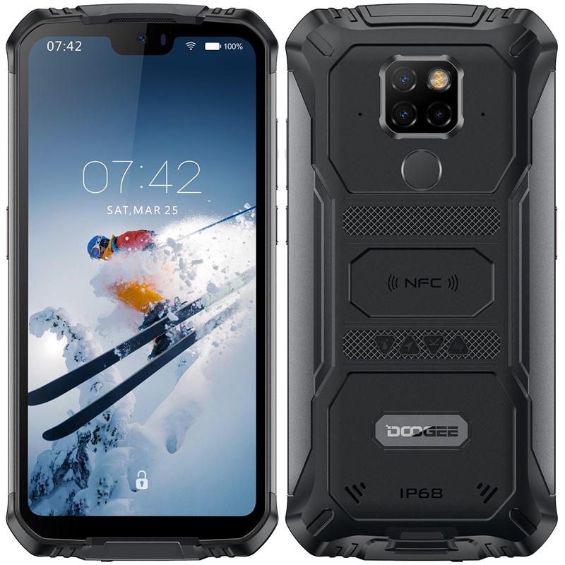 Mobilní telefon Doogee S68 Pro - černý