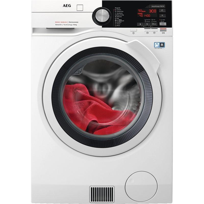 Pračka/sušička AEG SensiDry® L9WBE49W