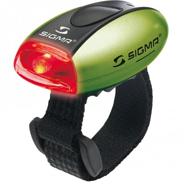 Svítilna Sigma univerzální MICRO zelená/LED červená C3 - zelená/ červená LED