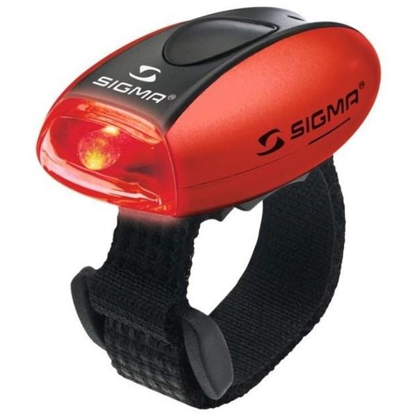 Světlo na kolo Sigma MICRO zadní - červená