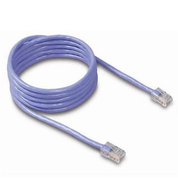Kabel Belkin síťový (RJ45), 1m - fialový