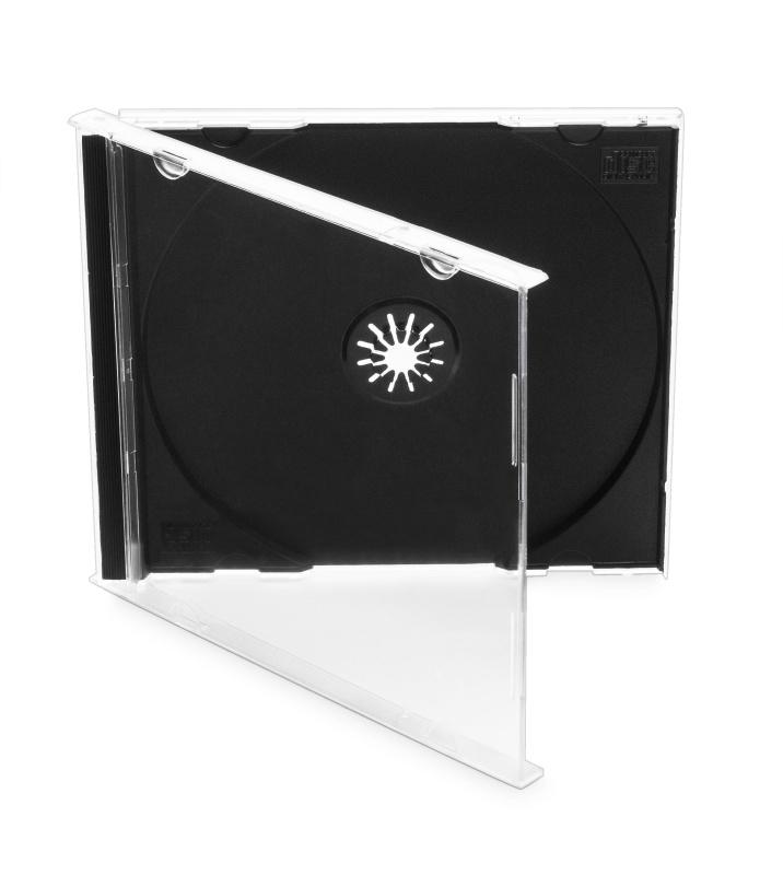 Obal na CD - box - 1 ks