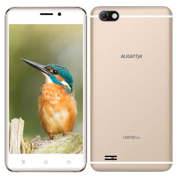 Aligator S5070 16GB Gold
