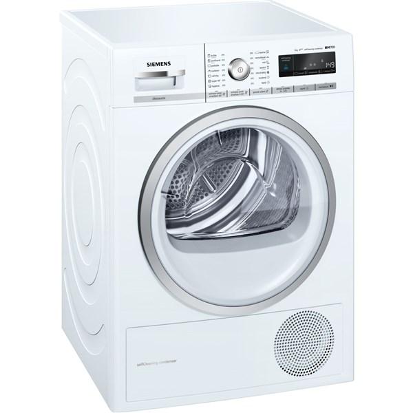 Sušička prádla Siemens WT47W590CS