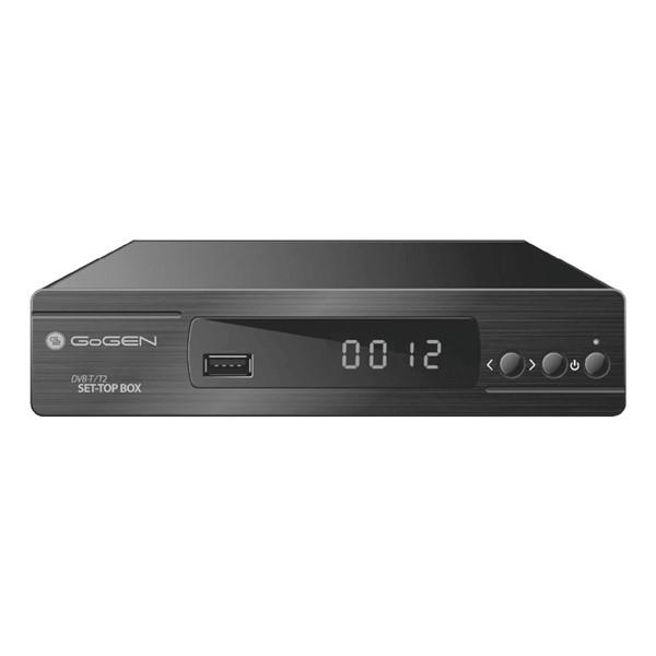 Set-top box GoGEN DVB168T2PVR, HD