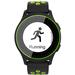 Chytré hodinky iGET ACTIVE A2 - zelené