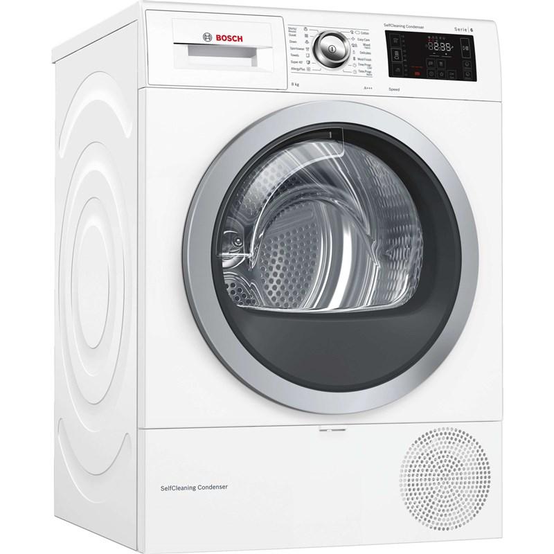 Sušička prádla Bosch WTW876WBY kondenzační