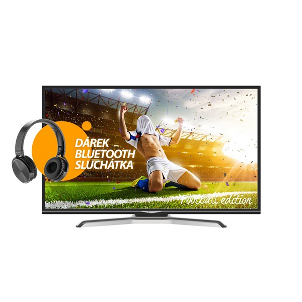 Televize GoGEN TVU 43V37 FE, LED
