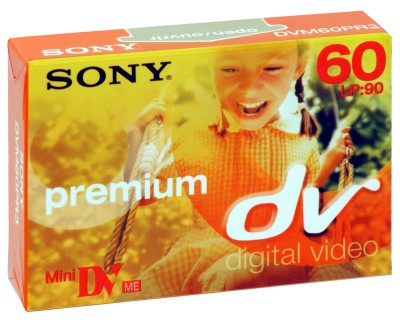Kazeta do videokamery Sony DVM60PR