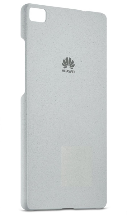 Kryt na mobil Huawei P8 Lite - světle šedý