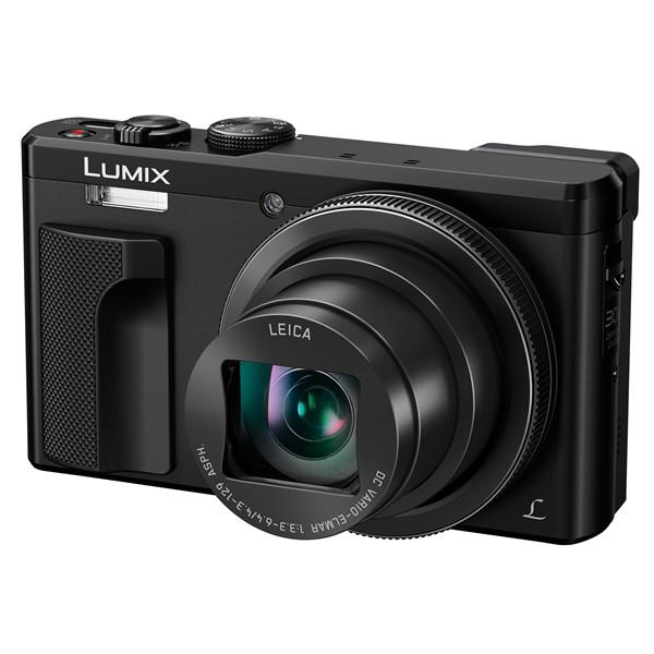 Fotoaparát Panasonic DMC-TZ80EP-K černý