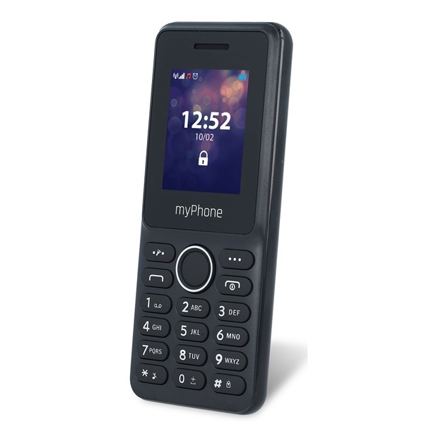 myPhone 3320  DS ČERNÝ
