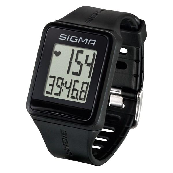 Sporttester Sigma iD.GO - black