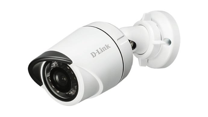 D-LINK HD Outdoor PoE Bullet (DCS-4701E)
