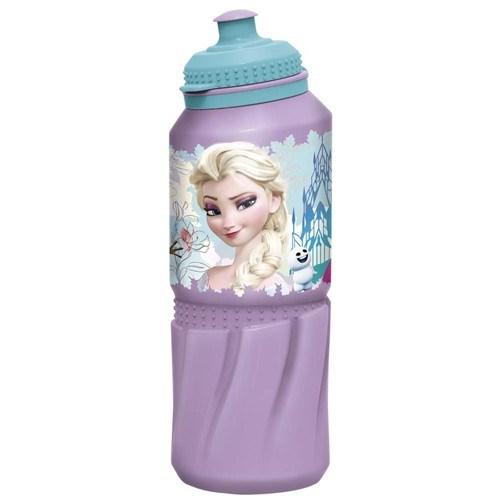 Láhev na pití Banquet Frozen Floral 0,53 l