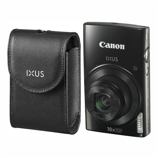 Canon IXUS 190 BLACK, KIT, SELEKCE