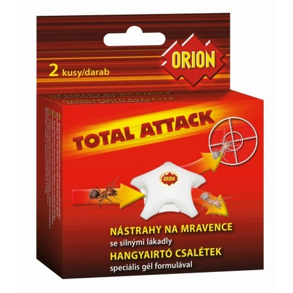 Gelové pasti ORION na mravence  (2ks)