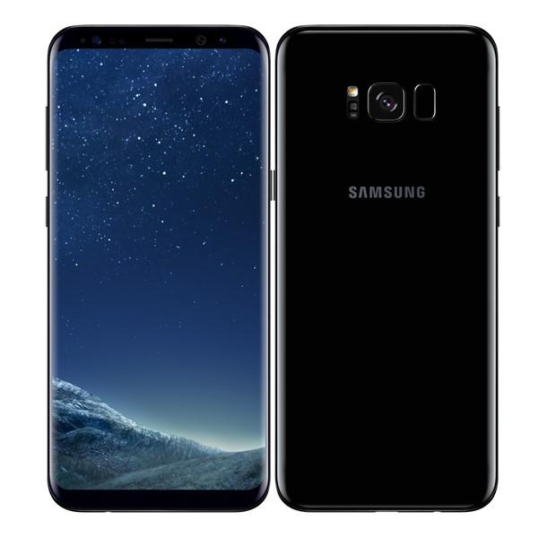 Samsung G955 Galaxy S8+ 64GB Black