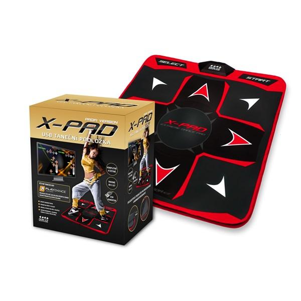 Taneční podložka X-Pad PROFI Version
