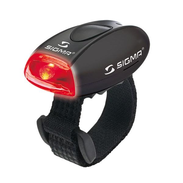 Světlo na kolo Sigma Micro zadní - černá
