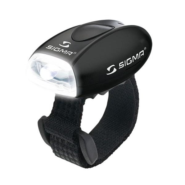 Světlo na kolo Sigma Micro přední - černá